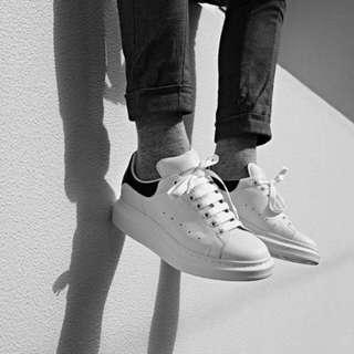 Alexander Mcqueen Shoes Sneaker (New)