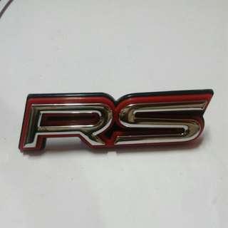 Logo kereta RS