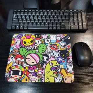 Inspired Iconic Non-Slip Mouse Pad