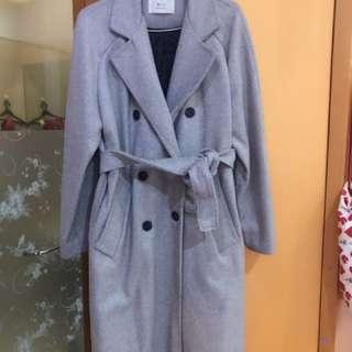 Long coat korea jacket