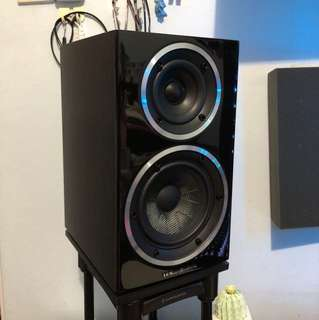 Wharfedale diamond 220 bookshelf speaker