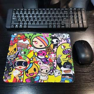 Inspired Iconic V2 Non-Slip Mouse Pad