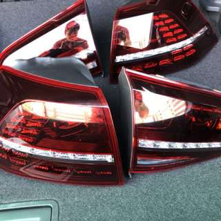 Golf MK7 LED Taillight