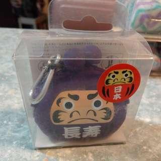 日本達磨矽膠散紙包(長壽)