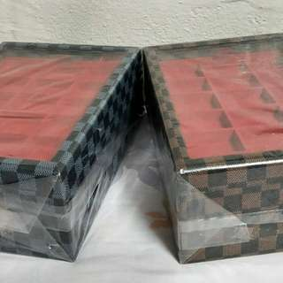 LV Amulet Box with Damien Designs