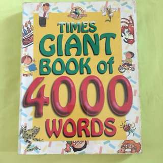 Times Giant 4000 words