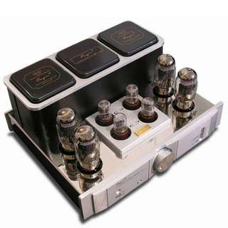 Hi End Cayin A88T Integrated tube amplifier