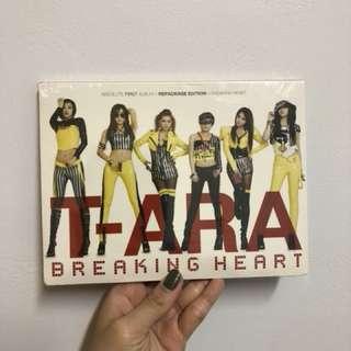 T-ara專輯