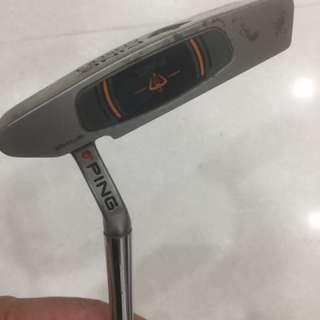 Golf-Ping putter