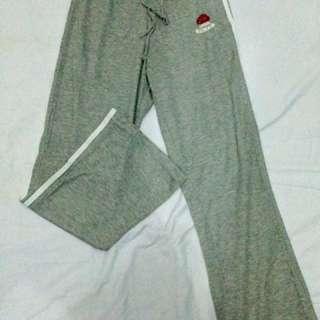 Cottan gray pants