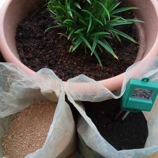 High quality 100% hot composted soil
