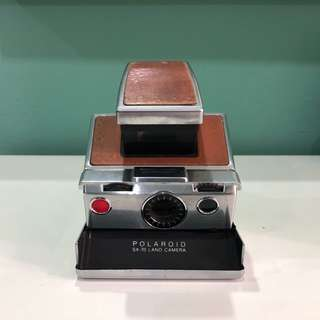 Vintage Polar SX-70 Land Camera