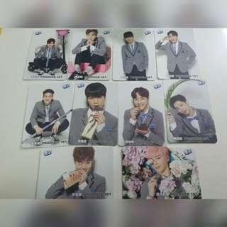 Produce Yescard Set