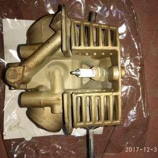 🚚 中古三陽GTHAM125一體式汽缸頭汽密良好凸輪搖臂