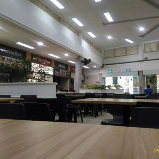 Foodstall for rent (at NUS residential canteen)