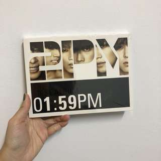 2PM專輯