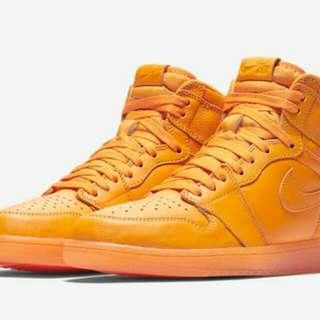 Air Jordan Retro 1 High OG Orange