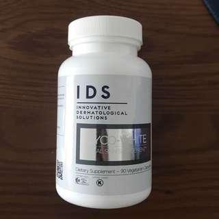 IDS lyco-white supplement vitamins whitening