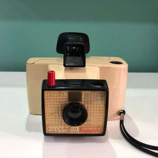 Vintage Polaroid Land Camera Swinger Model 20