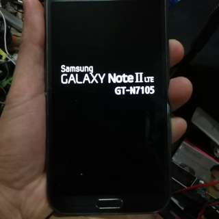 Samsung Galaxy note 2 Lte  N 7107  4G Lte ( read & see my carousell information other mobile)