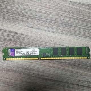 Kingston DDR3 4GB low profile value ram