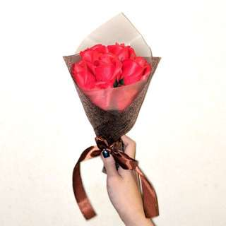 (INSTOCK) Soap Roses Bouquet