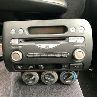 RADIO HONDA CITY 2008