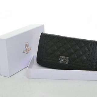 Chanel Caviar Wallet