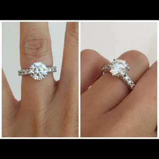 Coming Soon! 2cttw VS Diamond Ring GIA Cert