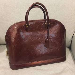 Authentic Alma Vernis LV