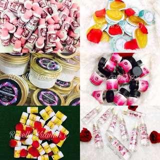 Roselle Items