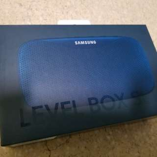 Samsung Level Slim Speaker Bluetooth 藍芽 喇叭  防水 Gift