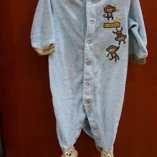 Carter sleepsuit