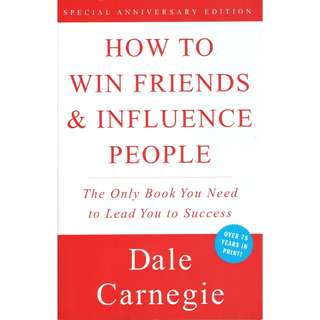 How to Win Friends and Influence People by Dale Carnegie (EBOOK)