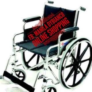 Wheelchair w/ rim