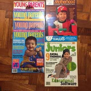 Old Young Parents Magazines