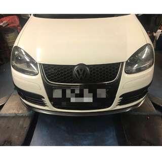 VW SAMURAI LIP