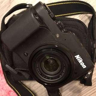 Nikon P7800類單眼