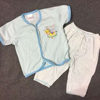 2 pc baby clothing