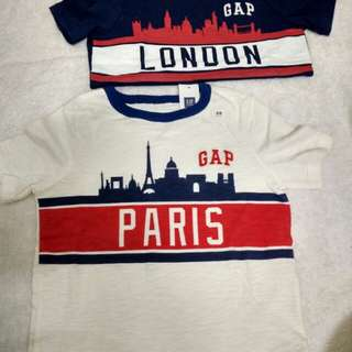 GAP Kids t-shirt size 4-5 years