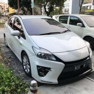 Toyota Prius Gs