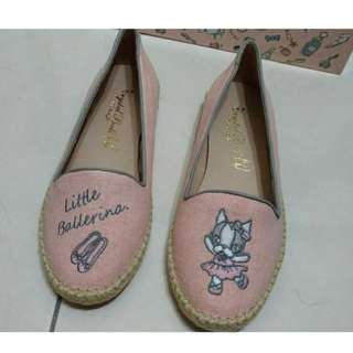 Crystal Ball草編鞋