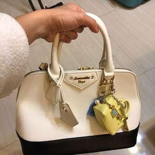 Samantha Vega handbag with charms