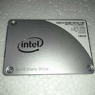 """Intel Pro 1500 180GB 240GB 2.5"""" SATA3 6Gb/s MLC SSD 98%NEW"""