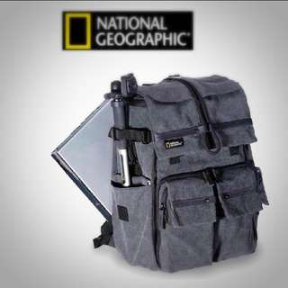 [ $120 ] National Geographic NGW5070 Professional DSLR Camera Bag Waterproof Travel Camera Backpacks With Weather Cover