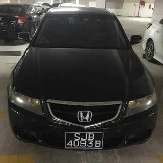 Honda Accord JDM