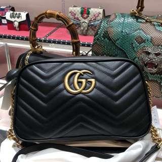 Gucci GG marmont matelasse 24cm