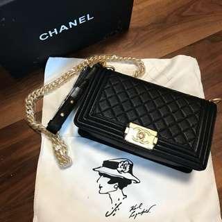 Chanel bag VIP gift