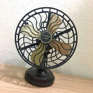 Antique Mini Fan