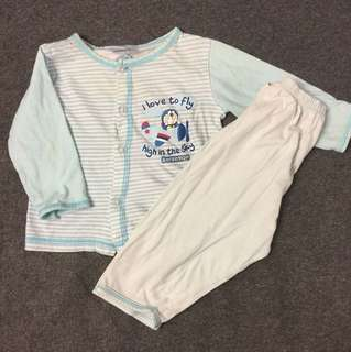2pc set baby clothing